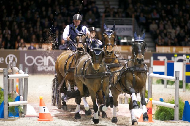 Boyd Exell FEI World Cup Driving Final